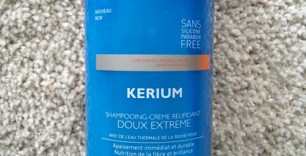 Shampooing Kerium de La Roche Posay