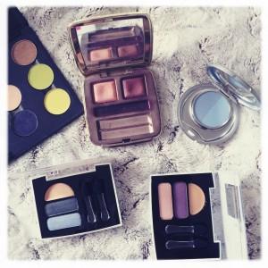 Palettes maquillage Guerlain, La Roche Posay, T.Leclerc