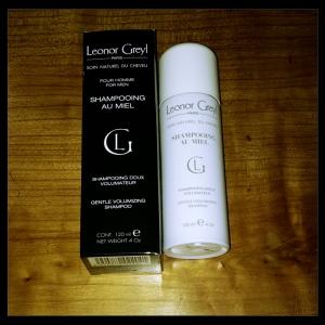Shampooing  au miel, volumateur… Leonor Greyl