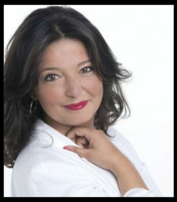 "Interview beauté&#8230; <font size=""6"">Carinne Teyssandier</font>&#8230;  De Télématin"