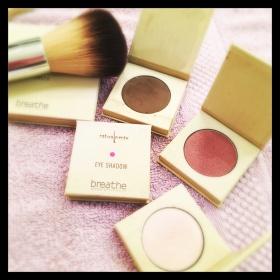 Découverte d'une jolie marque de maquillage … Végétalement Provence
