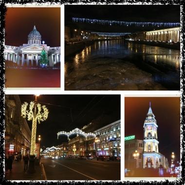 """Mon voyage à <font size=""""6"""">Saint Petersbourg</font>&#8230;"""