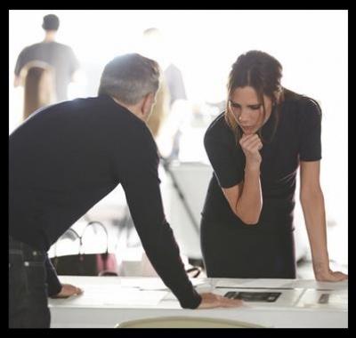 """<font size=""""6"""">Estée Lauder</font>&#038; Victoria <font size=""""6"""">Beckam</font>&#8230;"""