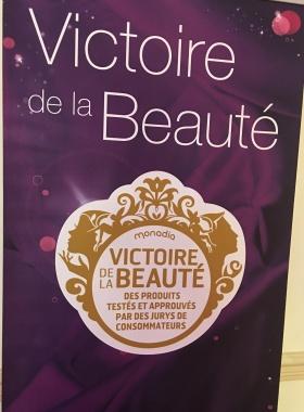 """Les <font size=""""6"""">victoires de la beauté</font> 2018… Et les gagnants sont…."""